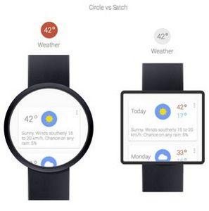 Google готов к запуску «умных часов»