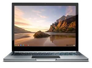 Google готовит к выпуску новый премиальный ноутбук
