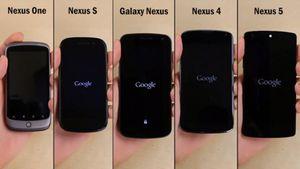 Google откажется от эталонных android-смартфонов nexus ради нового проекта
