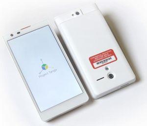 Google представила смартфон с функцией 3d-слежки за пользователем. видео