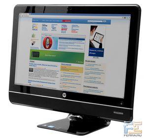 Hp выпустила моноблок compaq 8200 elite для бизнеса
