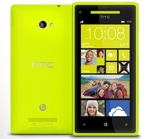 Htc представил первые смартфоны на windows phone 8