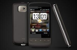 Htc touch2: первый windows phone анонсирован в россии