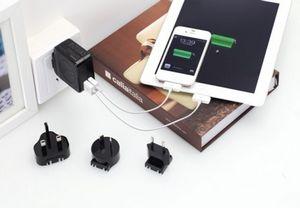 Huntkey представляет линейку двойных usb зарядных устройств
