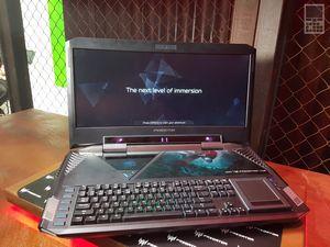Ifa 2016. игровой ноутбук acer predator 21 x с изогнутым экраном. видео
