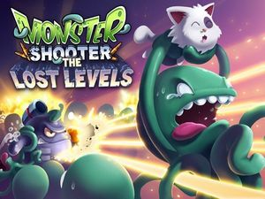 Играем на android: monster shooter - lost levels