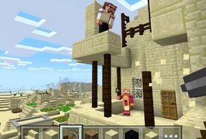 Игры на android: minecraft – успешная игра для всех возрастов