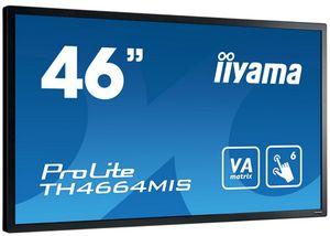 Iiyama предлагает 46-дюймовый сенсорный монитор для бизнеса и учебных заведений