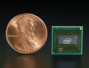 Intel начала поставки мобильных процессоров нового поколения