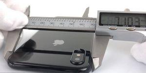 Iphone 8 обмеряли и показали во всех подробностях. видео