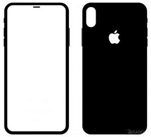Iphone 8 получит новый дизайн, но его релиз могут задержать (5 фото)