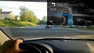 Использование google glass за рулём увеличивает шанс попадания в аварию