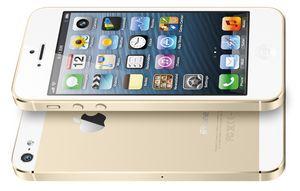 Как может золотой iphone 5s обогатить apple?
