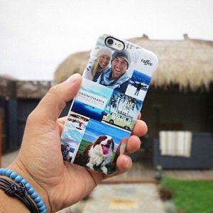 Как создать защитный чехол для телефона из своих фотографий или картинок