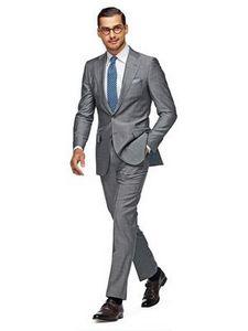 Какого цвета костюмы больше всего подходят для бизнеса?
