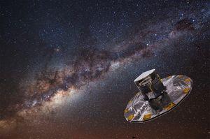 Камера на 3,2 гигапиксела в новом телескопе slac