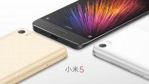 «Китайская apple» выпустила новый флагманский смартфон xiaomi mi 5