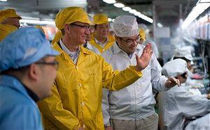 Китайские сборщики iphone 5 бастуют из-за царапин на смартфоне