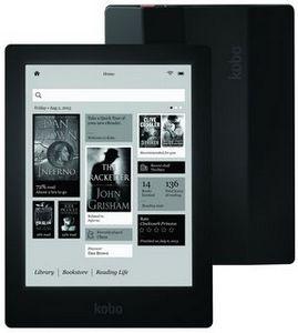 Kobo представила три планшета с продвинутыми возможностями чтения