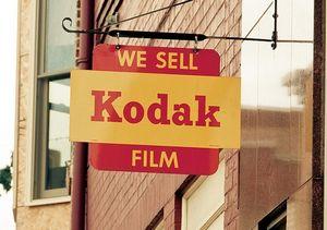 Kodak продает основу своего бизнеса