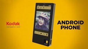 Kodak выходит на рынок смартфонов и планшетов