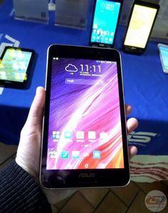 Компания asus представила в украине новые планшеты из серий memo pad и fonepad