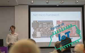 Компания microsoft совместно с intel запустила проект iot lab в киеве