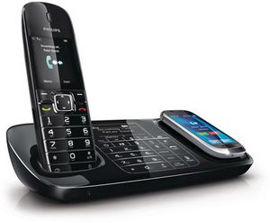 Компания philips показала беспроводные телефоны модельного ряда 2011 года