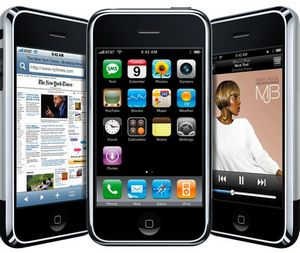 Комплект поставки iphone 3gs