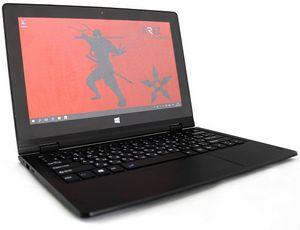 Krez представила ноутбук-трансформер ninja tm1102b32