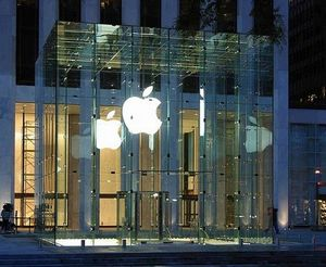 Кризис не помешал: apple поставила новый рекорд продаж