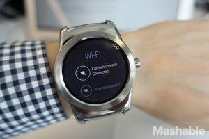 Круглые lg g watch r представлены, и они весьма круты