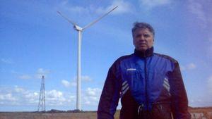 Крылатый ветрогенератор tyer wind (6 фото + видео)