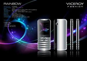 Квинтет модных телефонов viceroy