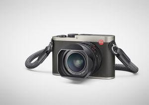 Leica представила 4 новых элитных фотокамеры. фото