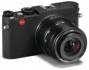 Leica представила компактную фотокамеру x vario