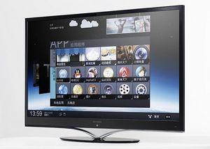 Lenovo начала продажи огромного телевизора на android 4.0