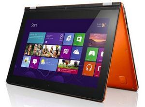 Lenovo представила 4 сенсорных компьютера на windows 8. фото