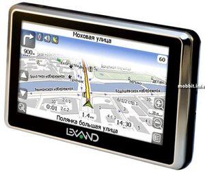 Lexand si-530: неплохой навигатор в 4,3-дюймовом формфакторе