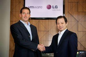 Lg и vmware объединили свои усилия в направлении адаптации личных профилей смартфонов к корпоративной среде
