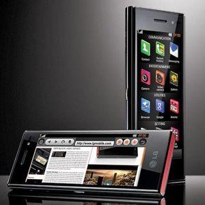 Lg new chocolate bl40: роскошь панорамного изображения