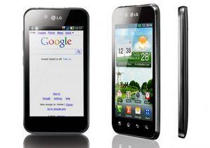 Lg optimus black – смартфон со стильным дизайном и дисплеем lg nova