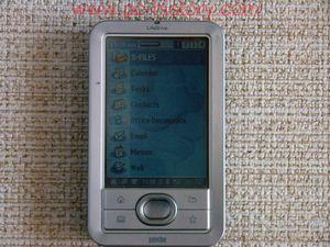 Lifedrive: первый кпк palm с жестким диском