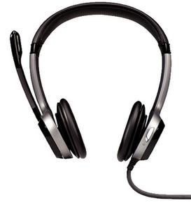 Logitech usb headset h530 и laptop headset h555 - новые наушники с поддержкой super wideband аудио