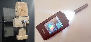 Luxor 2: первый в мире фонарик с автофокусом