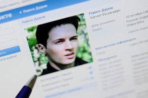 Mail.ru купили вконтакте, а дурову вернули telegram