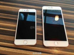 Масштабная утечка утечка живых фото новых apple iphone