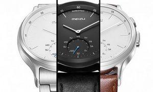 Meizu анонсировала свои первые смарт-часы mix