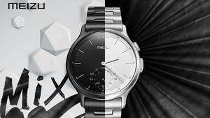 Meizu показала смарт-часы, не показав смарт-часы
