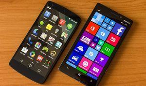 Microsoft научилась превращать android-смартфоны в смартфоны на базе windows